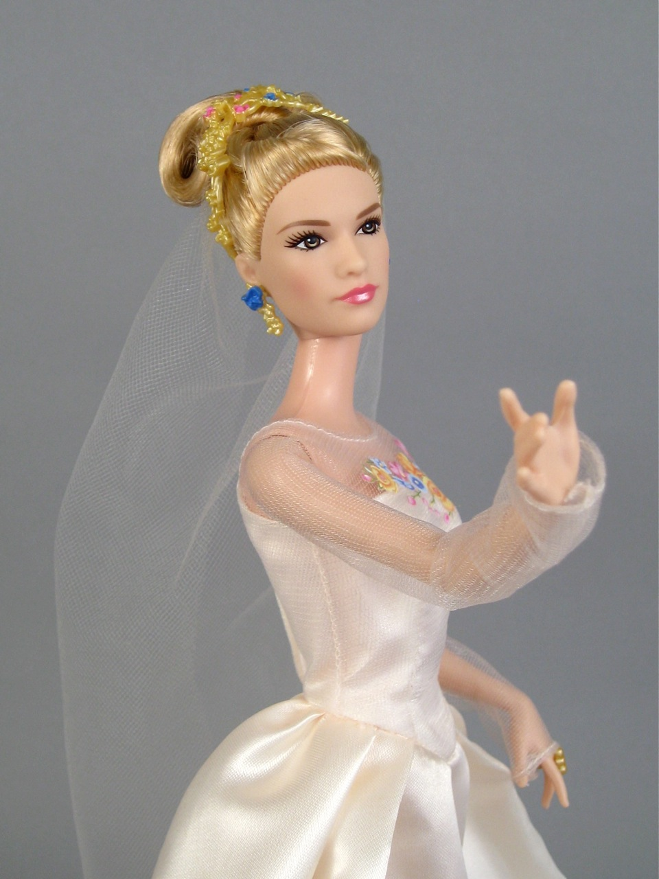 Mattel's Cinderella Wedding Day doll