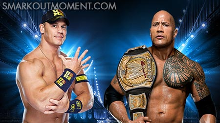 The Rock Vs Brock Lesnar Wrestlemania 29