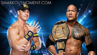 Watch WWE WrestleMania 29 Rock vs John Cena Match Online Free