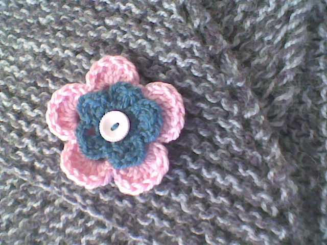 Knitting Flowers Patterns Free : Knitting patterns free crochet flower pattern