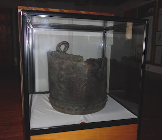 Kettle from the HMS Bounty