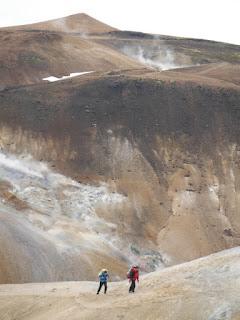 Iceland Laugavegur Trek