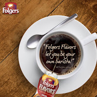 Folgers Flavors coffee