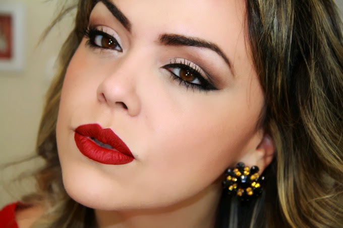... Rosa: Maquiagens Inspiração para Festas de Fim de Ano (Part 2