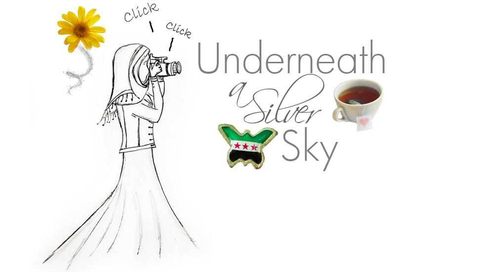 Underneath a Silver Sky...