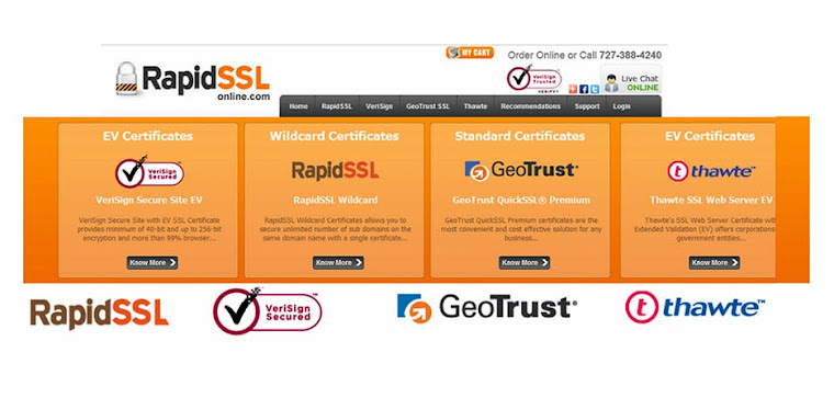 RapidSSLonline | Cheap SSL Certificate