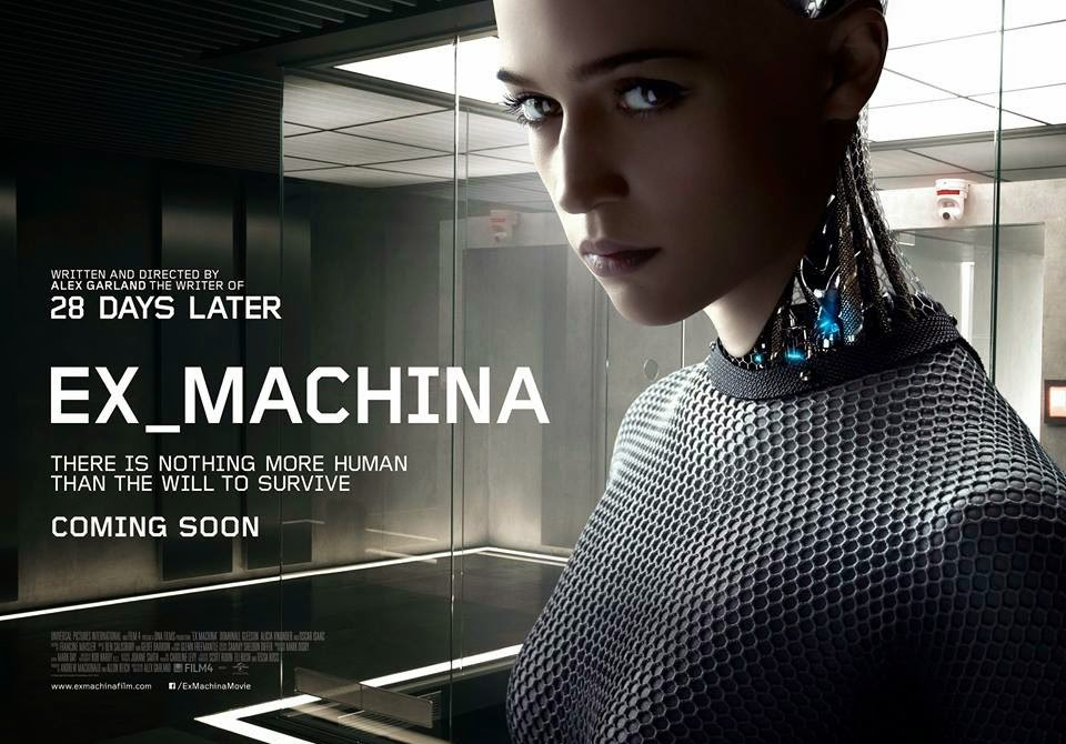 Ex Machina: Final Preview