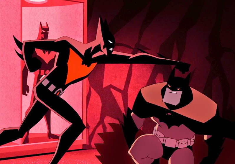 WATCH Darwyn Cooke's Batman Beyond