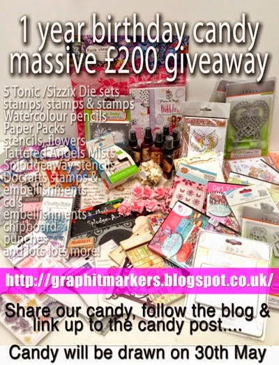 Giveaway graphitmakers