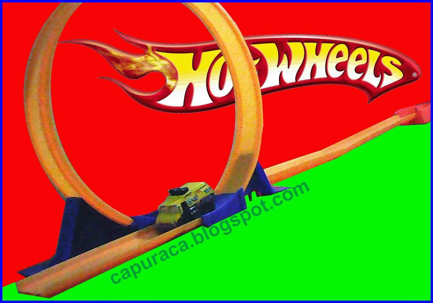 DIY Hot Wheels Ramp