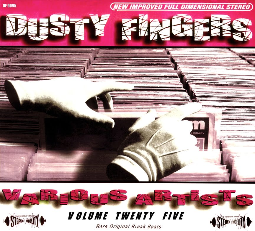 ALL NEW DUSTY FINGERS VOLUME 25