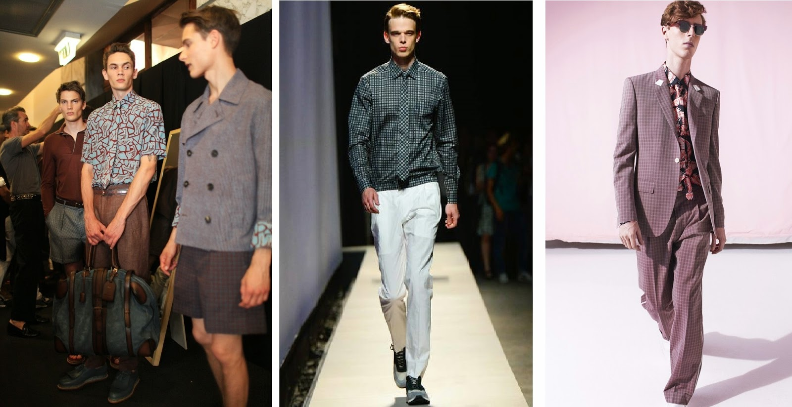 Spring 2015, Florentino, Z Zegna, Marc Jacobs, Salvatore Ferragamo, Suits and Shirts,