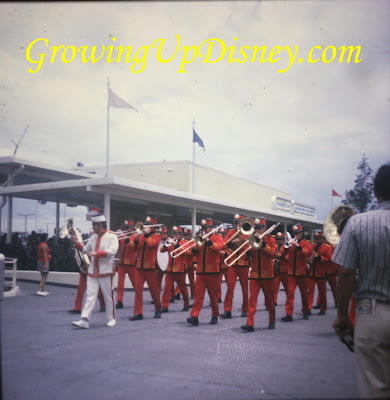 Magic Kingdom Philharmonic band 1973