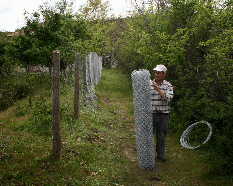 Bekir fencing