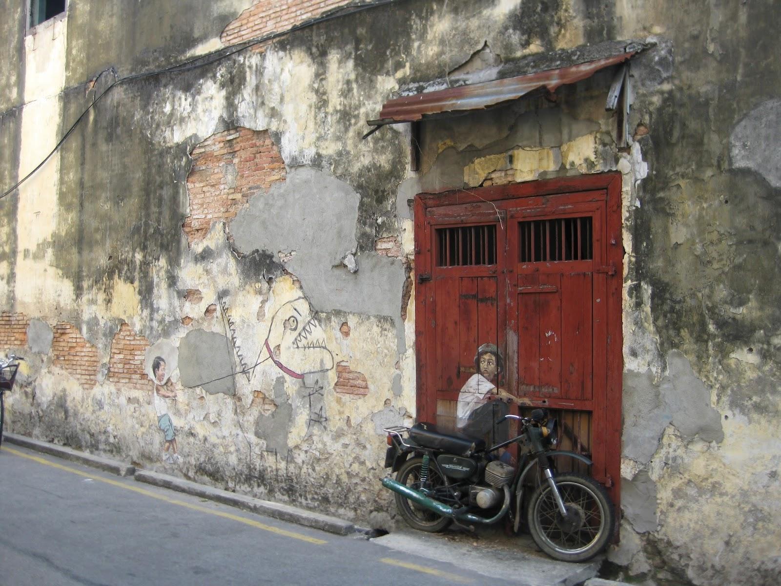 3D murali  - Page 6 Penang+Street+Art+01