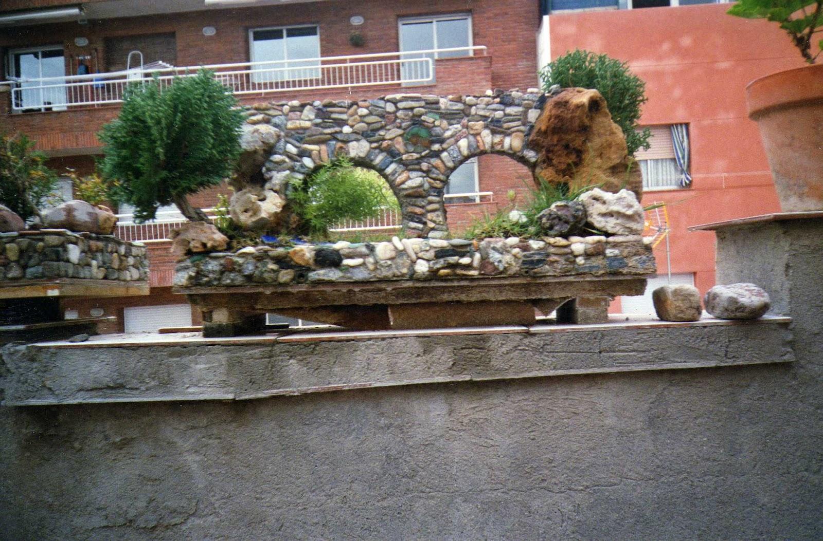 Casas de piedra en miniatura ideas de jardineria y paisajismo for Ideas de paisajismo