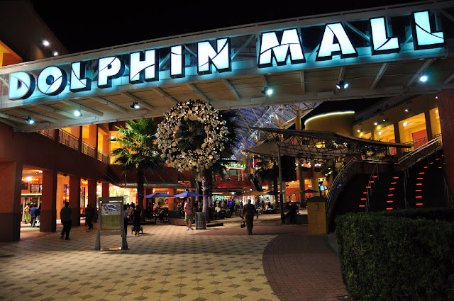 Dolphin Mall Miami
