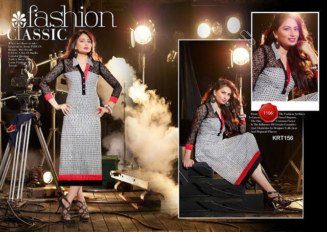 Fashionable And Stylish Designer Kurti