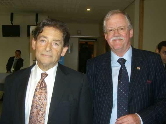 Roger Helmer & Nigel Lawson.