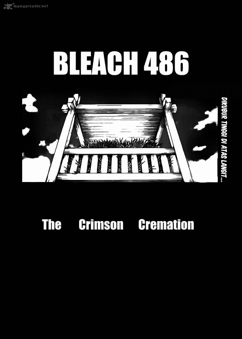 Bleach 486 page 5