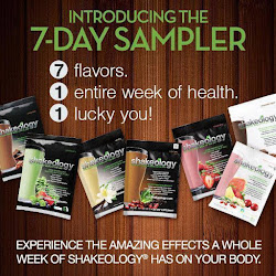 SHAKEOLOGY SAMPLES - GET IT HERE!