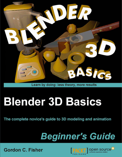 Blender 3D Basics Cover