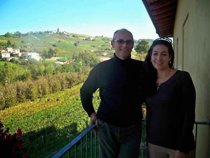 Giovanni Pasquero Elia Paitin winery