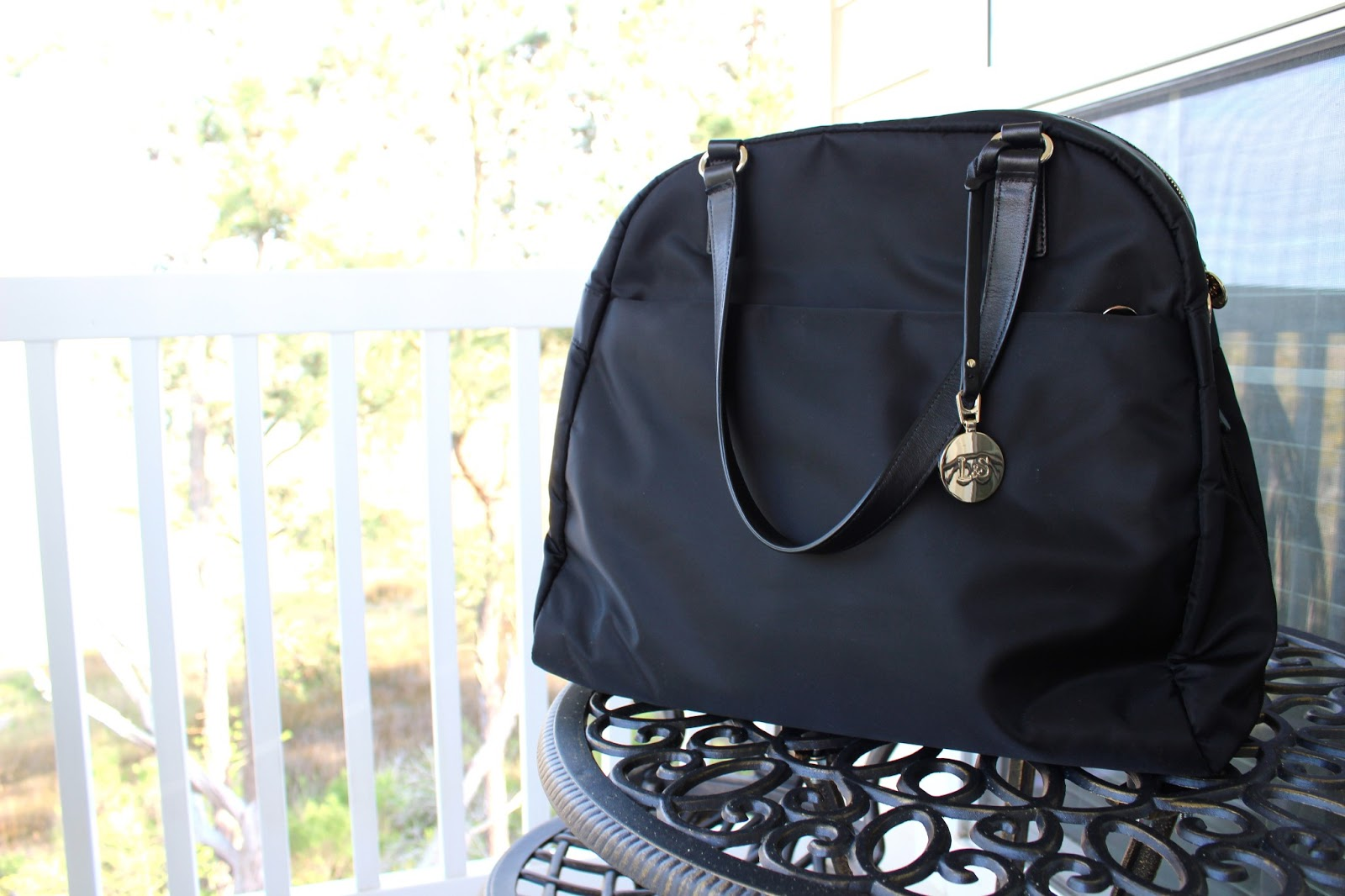 this blog has moved to HOLYCITYCHIC.COM: Vlog Review: Lo and Sons O.G. Bag