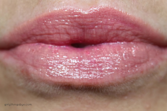 OCC lip tar Mein Herr swatch, girlythingsby_e