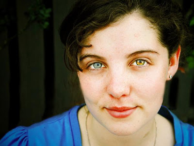La Heterocromía o los ojos multicolor