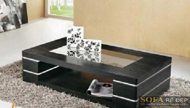 Bàn sofa gỗ BS015