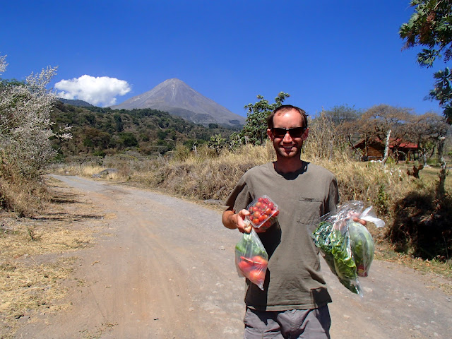 Detour to Volcan de Colima