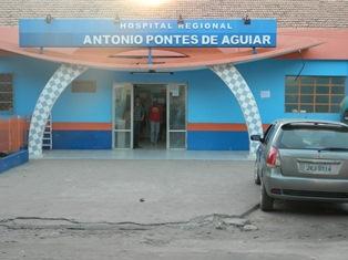 Chapadinha-MA: Hospital Antonio Pontes de Aguiar (HAPA)