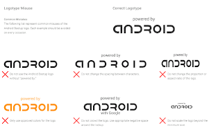 Powered by Android