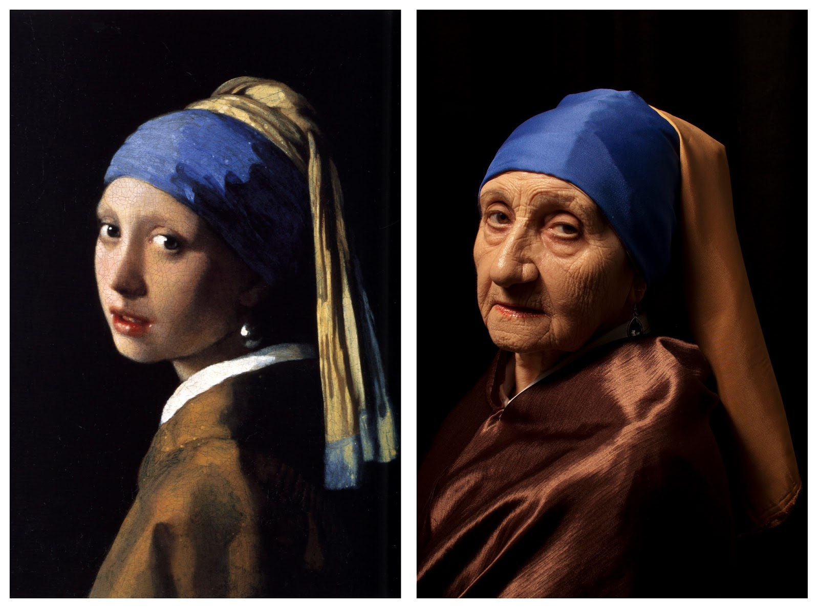 B2R Photography: Girl with a Pearl Earring - Appropriation A Girl With A Pearl Earring