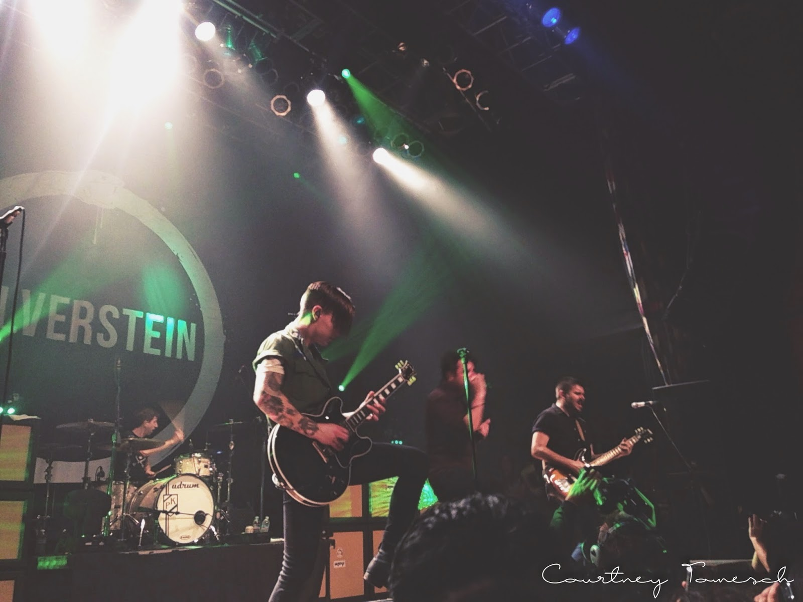 Silverstein House of Blues San Diego