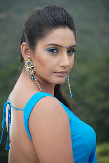Kannada actress Ragini back
