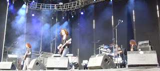 Anathema, Festimad