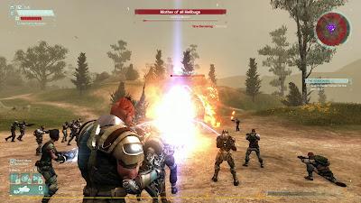 Defiance обзор игры