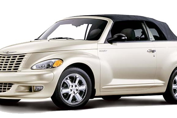 2005 chrysler pt cruiser gt convertible car and driver for Bp motor club reviews