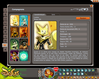 Dofus Sidekicks