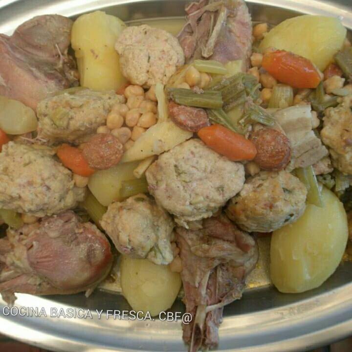 Cocina casera y rapida cocido con carne de pavo cbf - Cocina casera facil y rapida ...