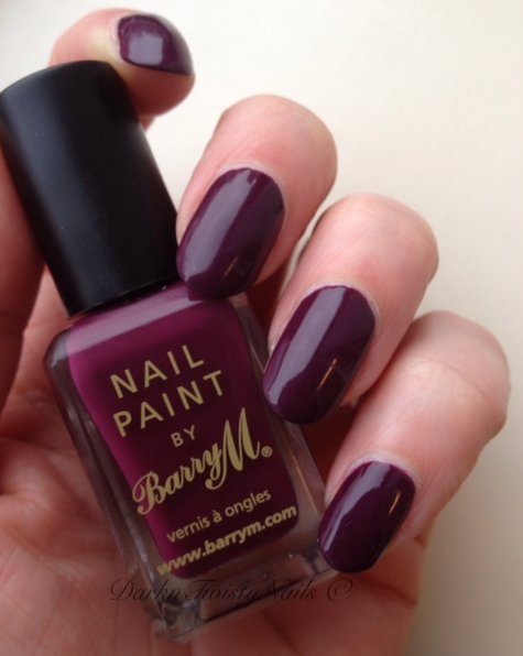 barry m cosmo berry