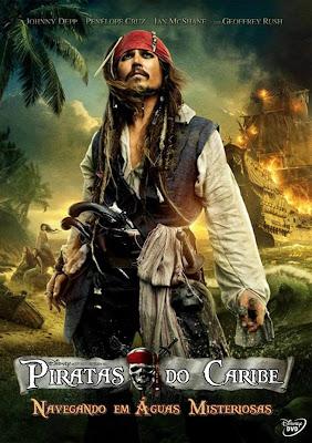 Piratas do Caribe 4 – Navegando em Águas Misteriosas Dublado