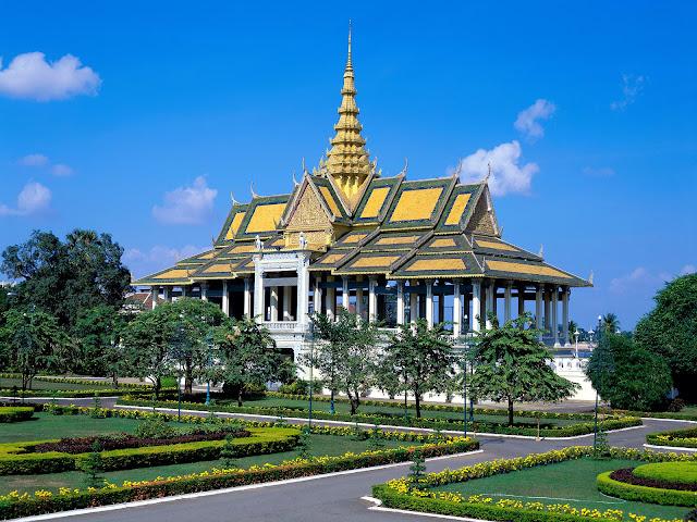 >Pabellón Chan Chhaya, Camboya