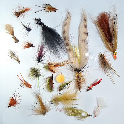2012 Fly-Carpin Carp Fly Swap Line-Up