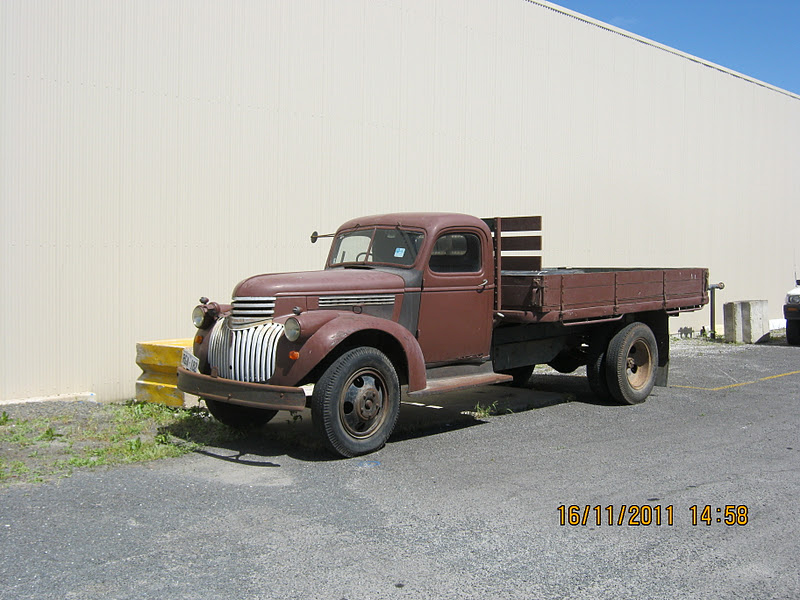 Bolly Blog: Trucks & Stuff.