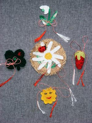 colectie martisoare 2012 handmade