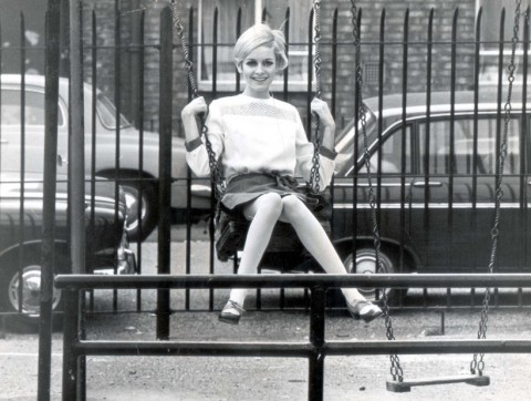 swinging london twiggy