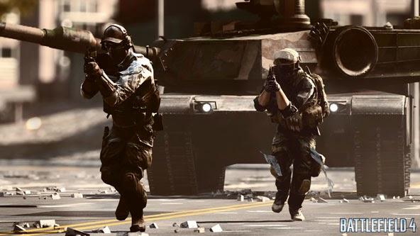 Expansiones de Battlefield 4